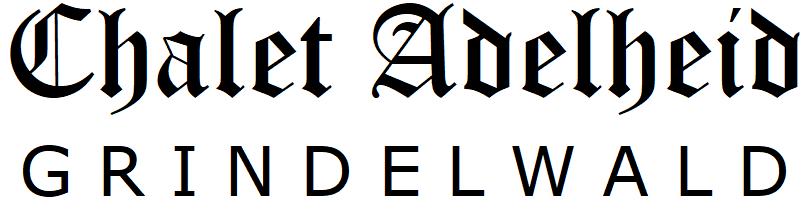Ferienwohnung Chalet Adelheid